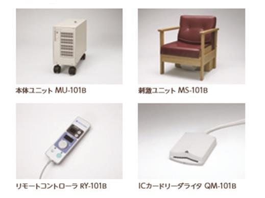 磁気治療器ニコウエーブの構成品