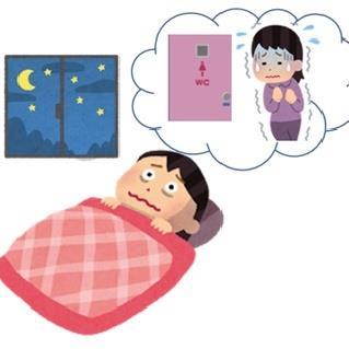 過活動膀胱の症状 夜間頻尿