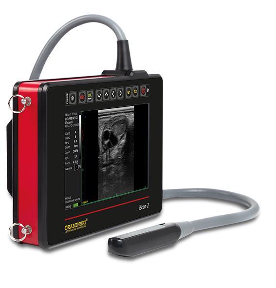 動物用超音波診断装置 トリンガ リニアVET